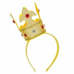 Cerchietto Corona Regina