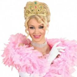 Corona Principessa Tiara Oro