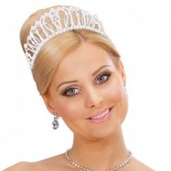 Corona Principessa Tiara Perle