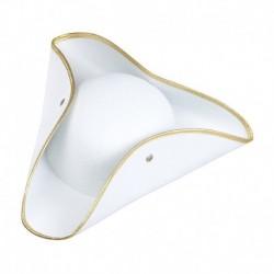 Tricorno Bianco
