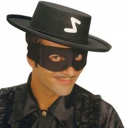 Maschera Tessuto Zorro