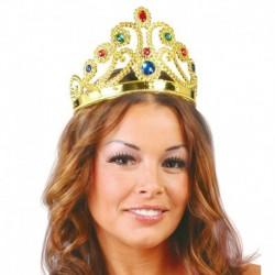 Corona Regina Tiara Oro