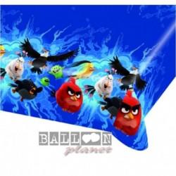 Tovaglia Plastica Angry Birds 120x180 cm
