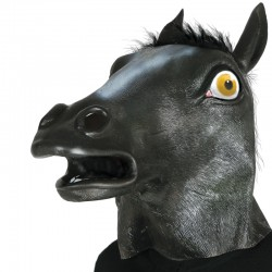 Maschera Cavallo Nero