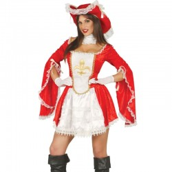 Costume Moschettiera