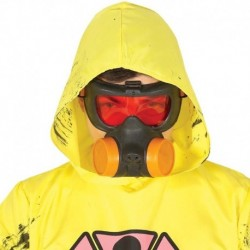 Maschera Plastica Antigas