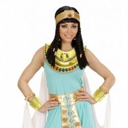 Set Collare Bracciali Egizi