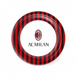8 Piatti Tondi Carta Milan 18 cm