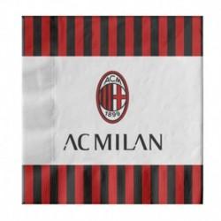 20 Tovaglioli Carta Milan 33x33 cm
