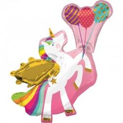 Palloncino Unicorno 85 cm