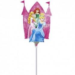 Palloncino Princess Castle 30 cm