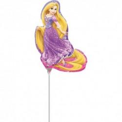 Palloncino Rapunzel 30 cm
