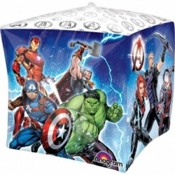 Pallone Avengers Cube 38 cm