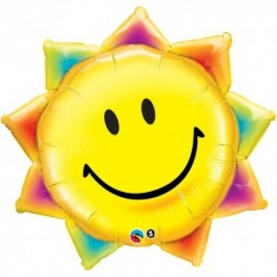 Pallone Sole Sorridente 100 cm