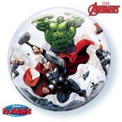 Pallone Bubble Avengers 55 cm