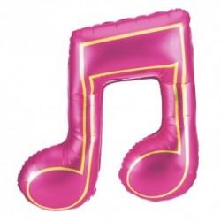 Palloncino Nota Musicale 70 cm