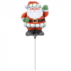 Pallone Babbo Natale 30 cm