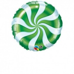 Pallone Candy Green 45 cm