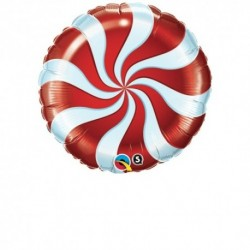 Pallone Candy Red 45 cm