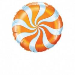 Pallone Candy Orange 45 cm