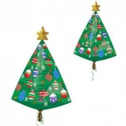 Pallone Albero Natale 90 cm