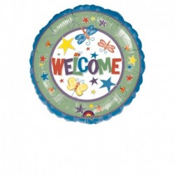 Pallone Welcome 45 cm