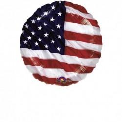 Pallone Bandiera Americana 45 cm