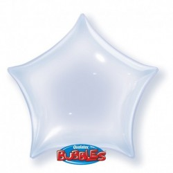 Pallone Bubble Star 50 cm