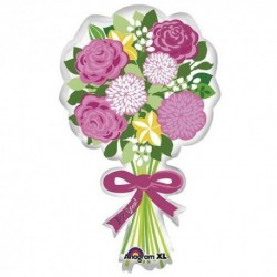 Pallone Flower Bouquet 80 cm