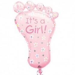 Pallone Piedino Girl 80 cm