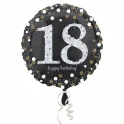 Pallone HB 18 Anni 45 cm