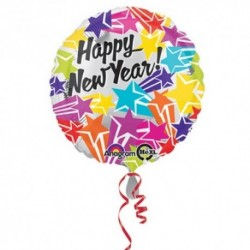 Pallone Happy New Year 45 cm