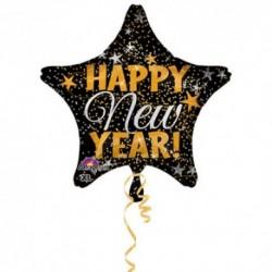 Pallone Happy New Year 45 cm