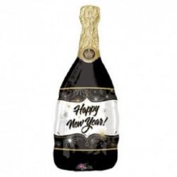Pallone Bottiglia Champagne 80 cm
