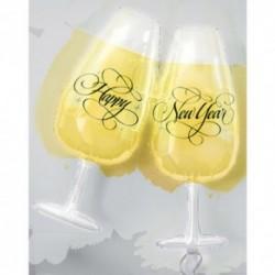 Pallone Calici Champagne 80 cm