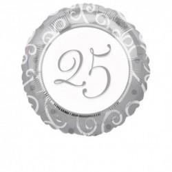 Pallone 25th Anniversary 45 cm
