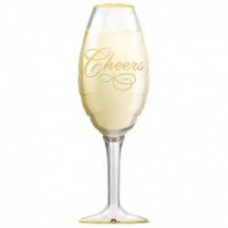 Pallone Calice Champagne 90 cm