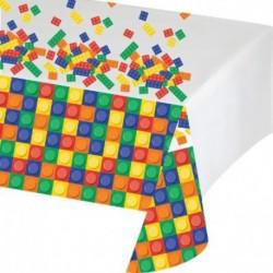 Tovaglia Plastica Lego Block 137x264 cm