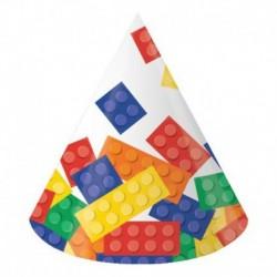 8 Cappellini Carta Lego 12x16 cm