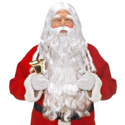 Parrucca e Barba Super Noel