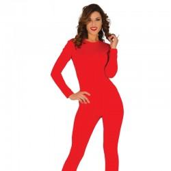 Costume Tuta Rossa