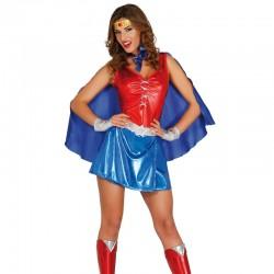 Costume Super Woman