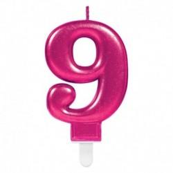 Candela Sparkling Numero 9 Fucsia