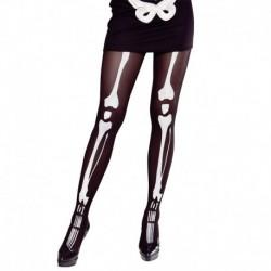 Collant Scheletro Halloween