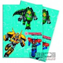 Tovaglia Plastica Transformers 120x180 cm