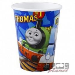 8 Bicchieri Carta Thomas 266 ml