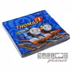 20 Tovaglioli Carta Thomas 33x33 cm