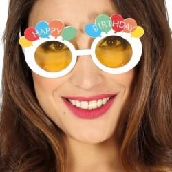 Occhiali Balloons Happy Birthday