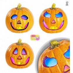Zucca Glitter Halloween 17 cm