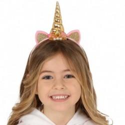 Cerchietto Tiara Unicorno Magico